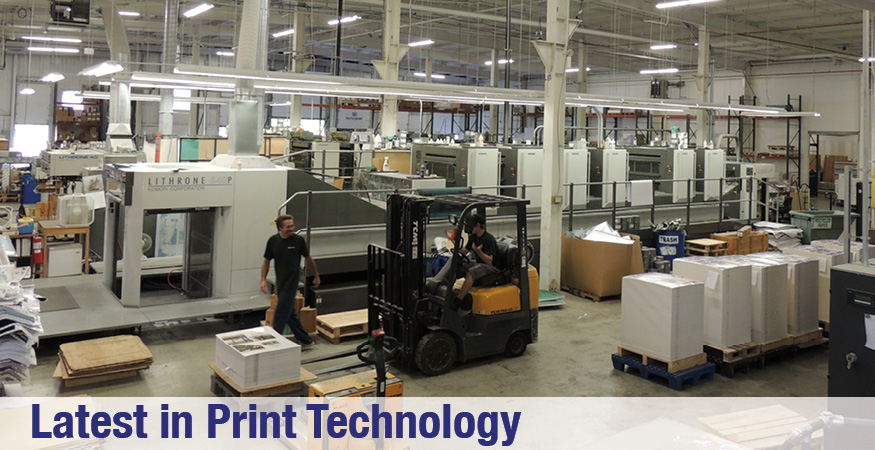 Latest in Printing Technology